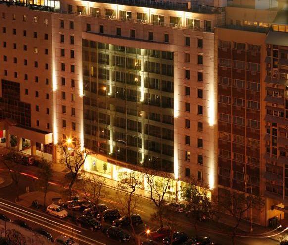 Vip E Entrecampos Hotel